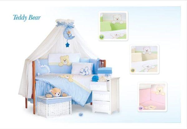 Принадлежности для кроватки
