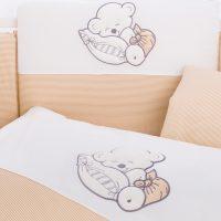 Бортик для кроватки Tuttolina Sleeping Bear