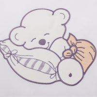 Voodipesukomplekt Tuttolina Sleeping Bear