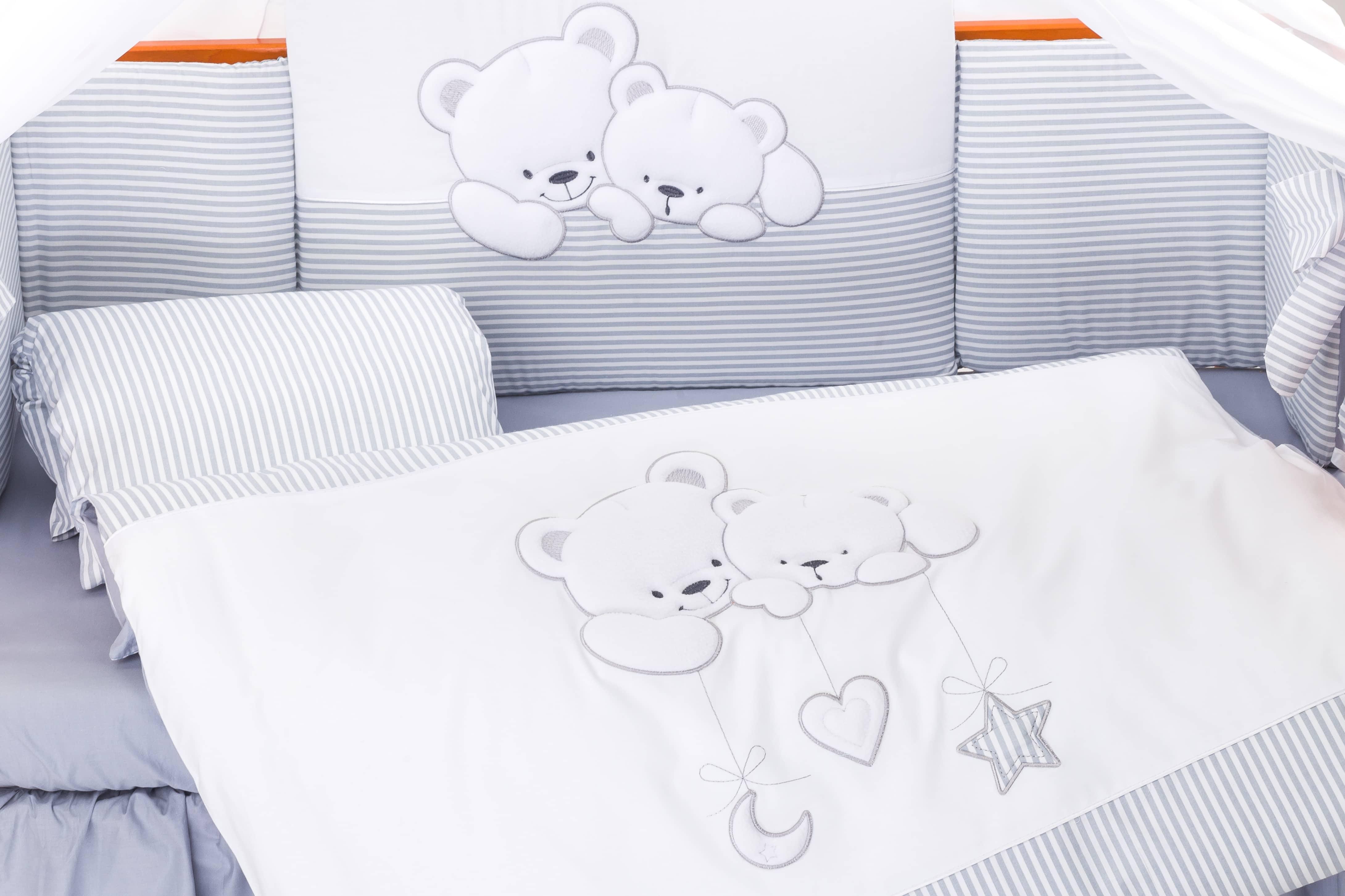 Voodipesukomplekt Cuddle Bear 21