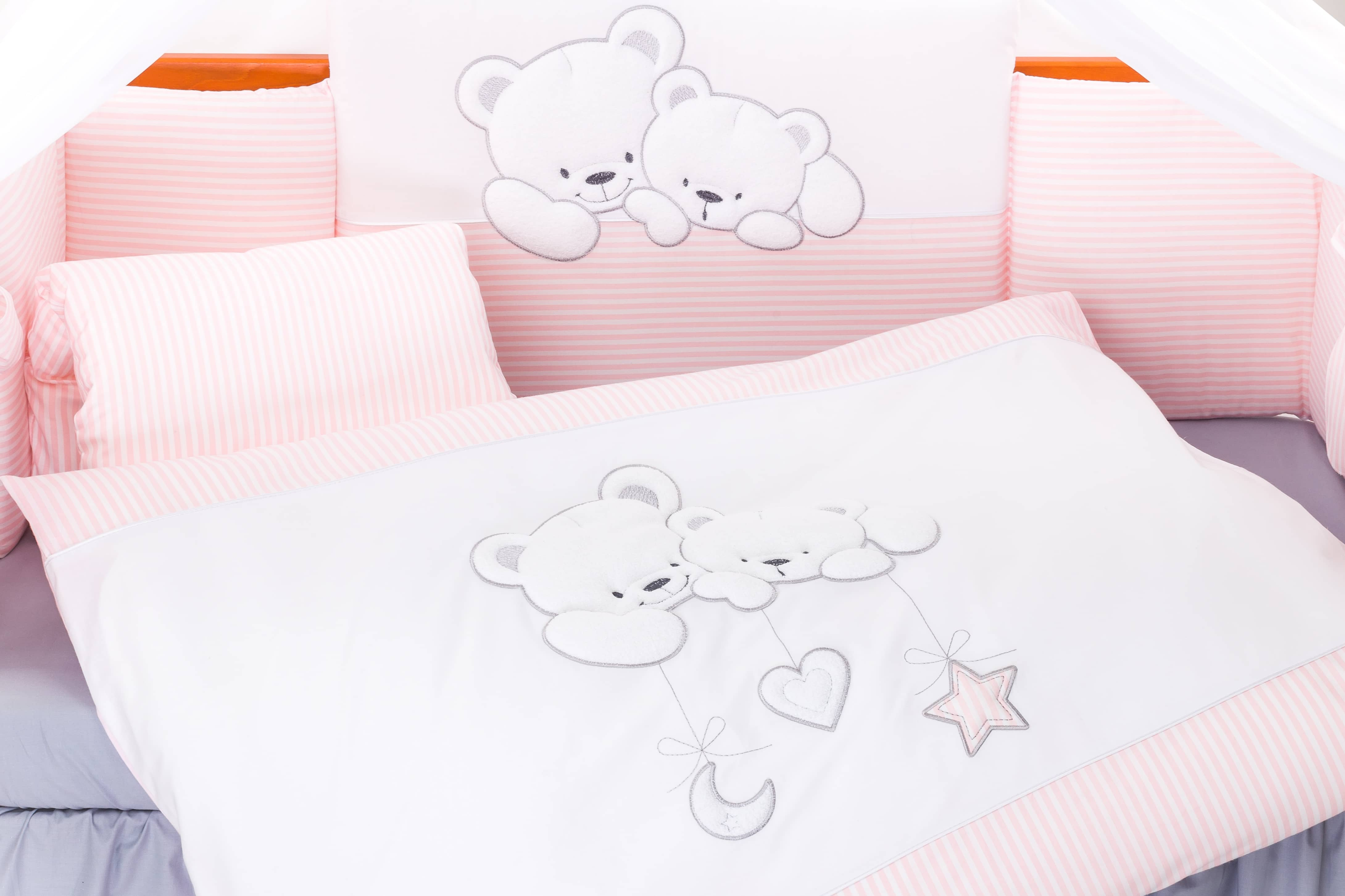 Voodipesukomplekt Cuddle Bear 22