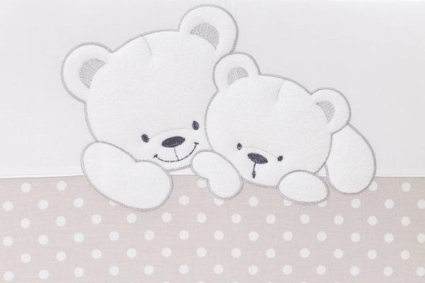 Voodipesukomplekt Cuddle Bear 23