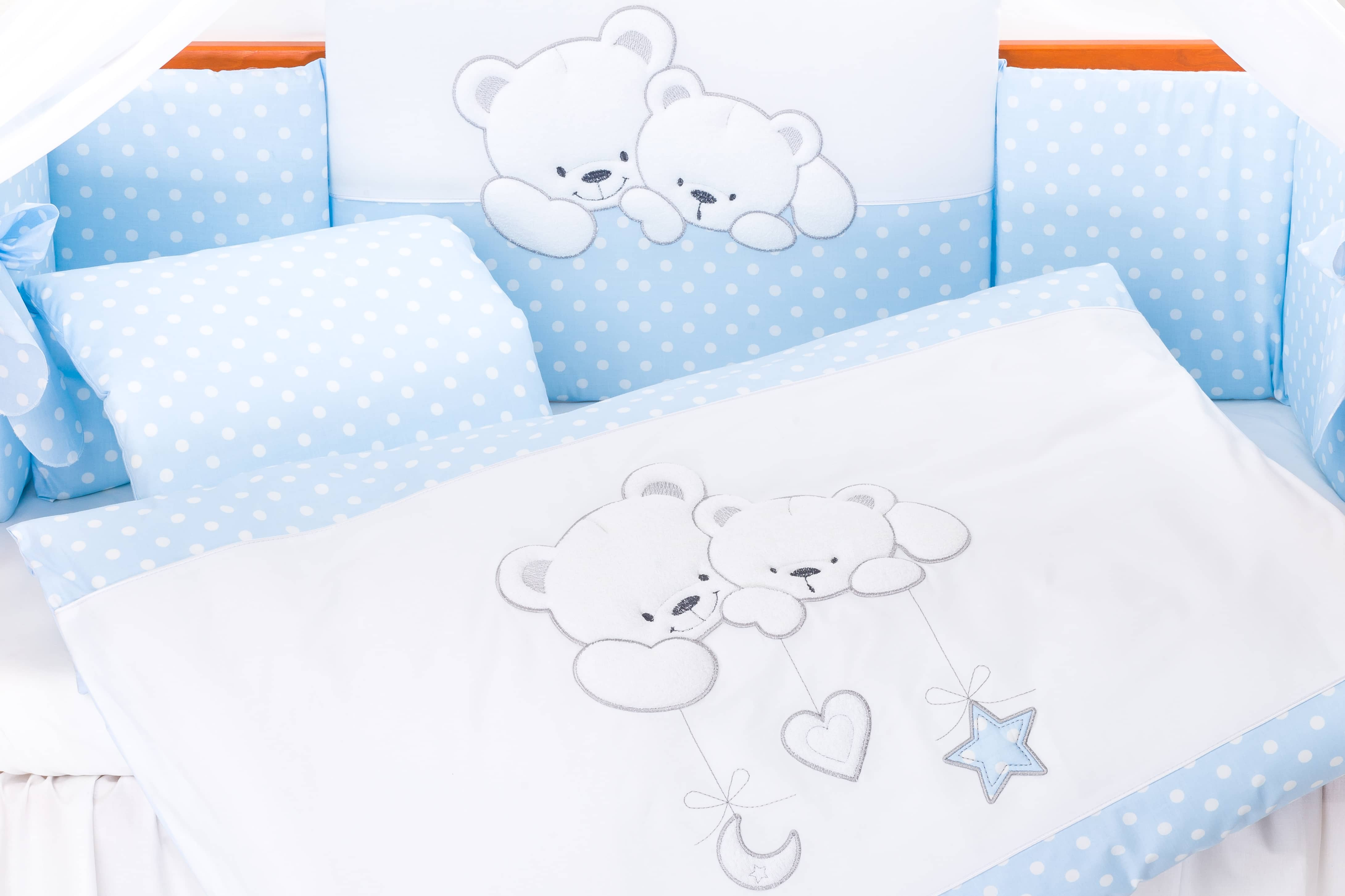 Voodipesukomplekt Cuddle Bear