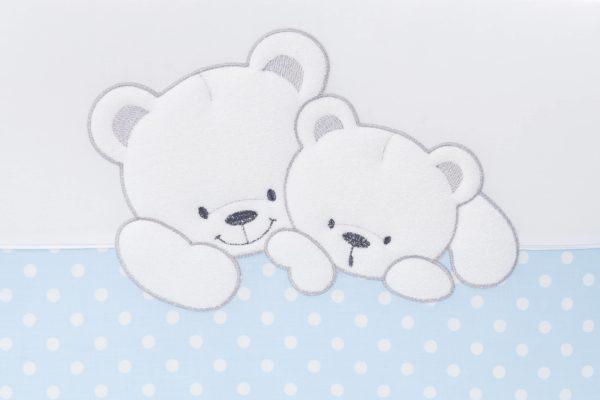 Voodipesukomplekt Cuddle Bear 24