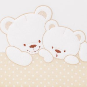 Voodipesukomplekt Cuddle Bear 25