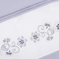 Voodipesukomplekt Tuttolina Flowers