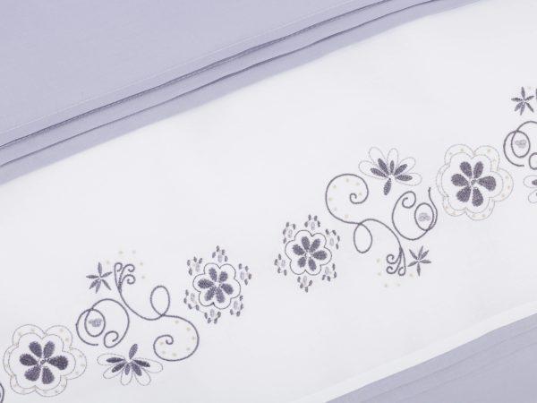 Voodipesukomplekt Flowers 50