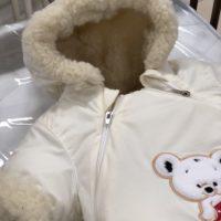 Laste talvekombe-kott 100% lambavilla voodriga Beez